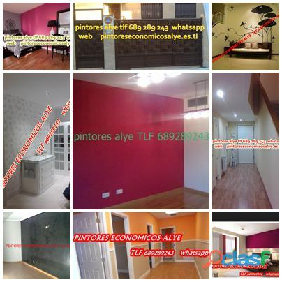 pintor economico en valdemoro . rebajas en los precios. llame 689289243 9