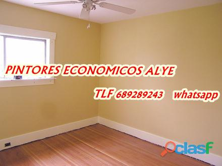 pintor economico en valdemoro . rebajas en los precios. llame 689289243 6