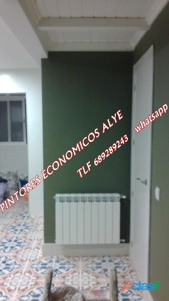 pintor economico en valdemoro . rebajas en los precios. llame 689289243 4