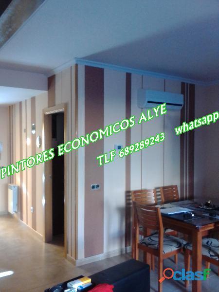 pintor economico en valdemoro . rebajas en los precios. llame 689289243 1
