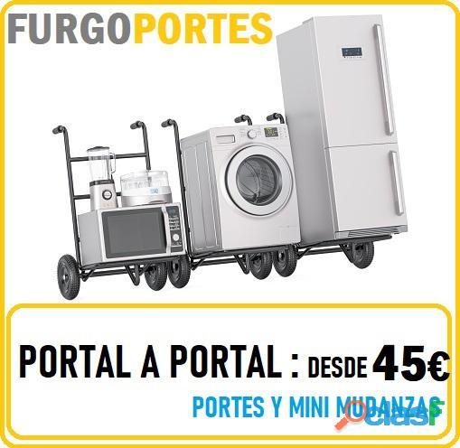 """¡Portes Barajas! →(625≡700540)""""Puerta a Puerta"""""""