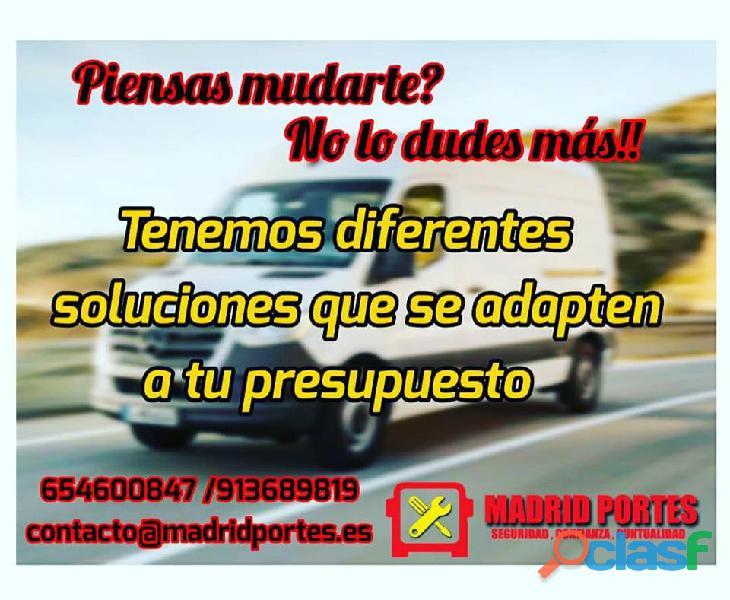 PRECIO CALIDAD MADRIDPORTES