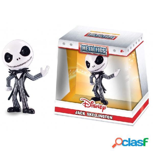 Mini figura Jack Pesadilla Antes de Navidad Metalfigs 6 cm