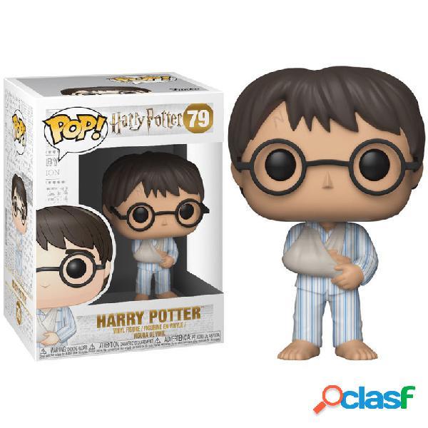 Figura Funko Pop Harry Potter pijama brazo roto