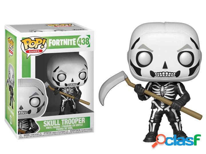 Figura Funko Pop Skull Trooper Fortnite