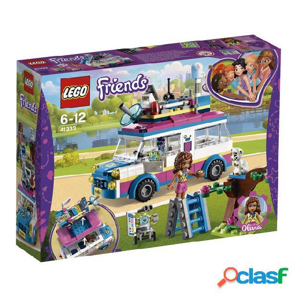 Vehiculo de operaciones lego