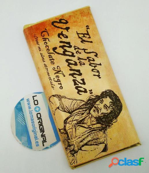 Tableta chocolate la princesa prometida