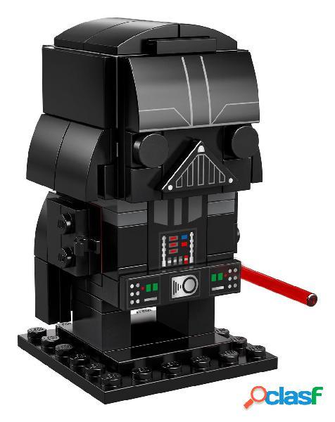 Figura darth vader lego brickheadz