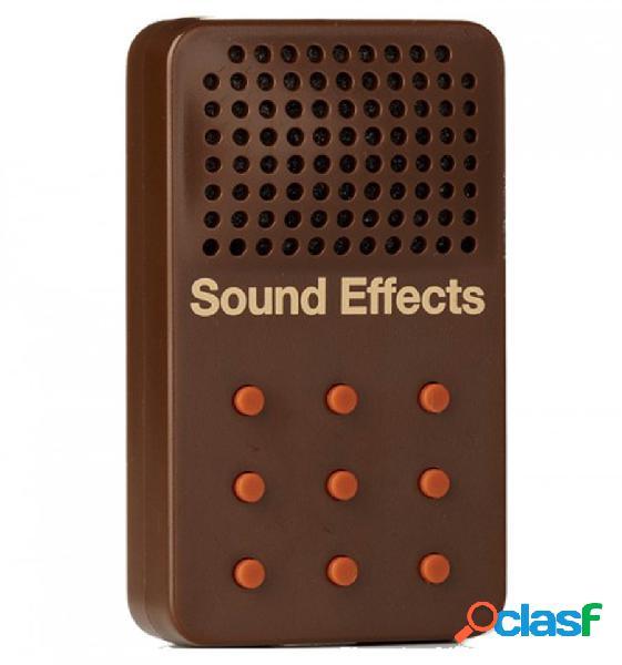Maquina sonido pedos
