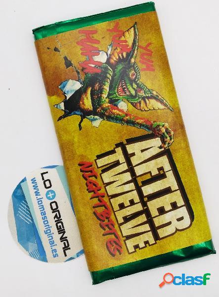 Tableta chocolate los gremlins