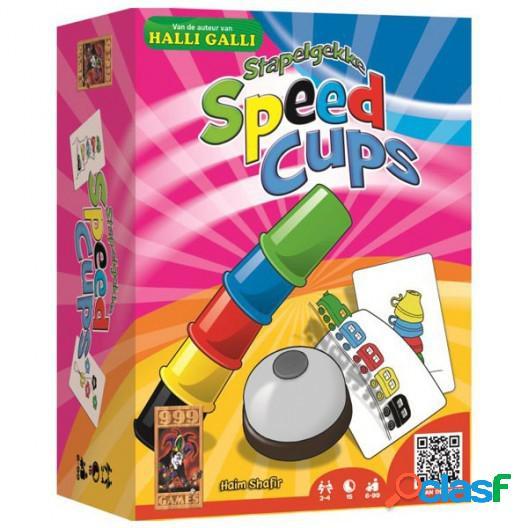 Juego de mesa speed cups