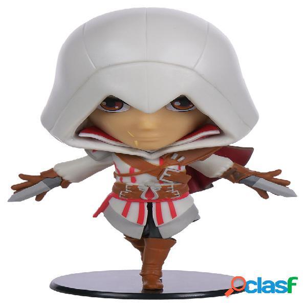 Figura ezio chibi assassin's creed ubisoft heroes 10cm
