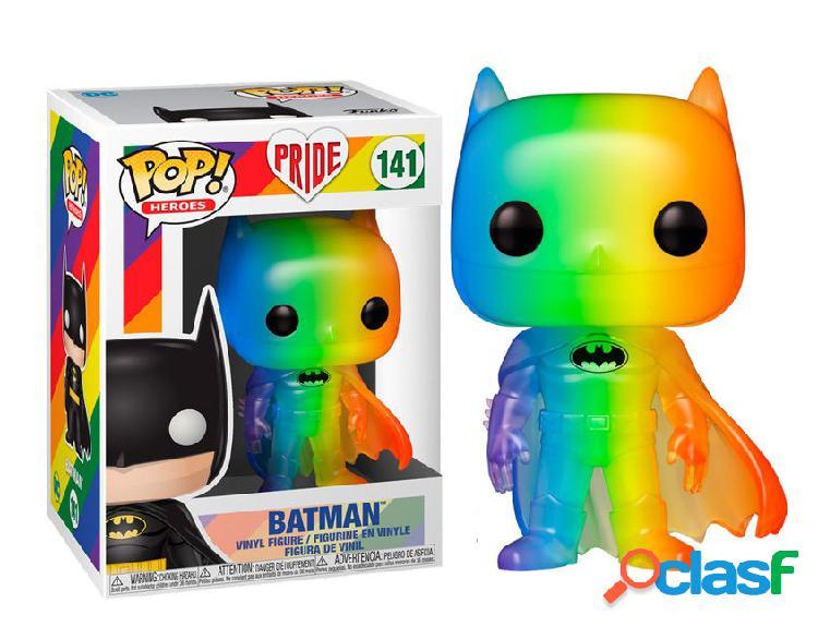 Figura Funko Pop Batman arcoiris Orgullo 2020