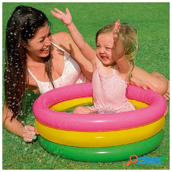Piscina hinchable para niños 61x22 cm