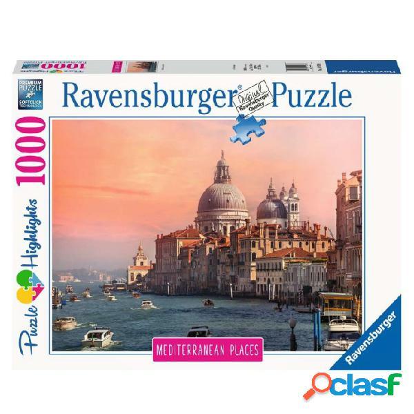 Puzzle italia mediterraneo 1000 piezas ravensburger