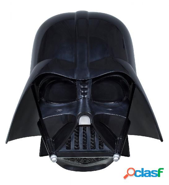 Replica casco electronico darth vader star wars black series