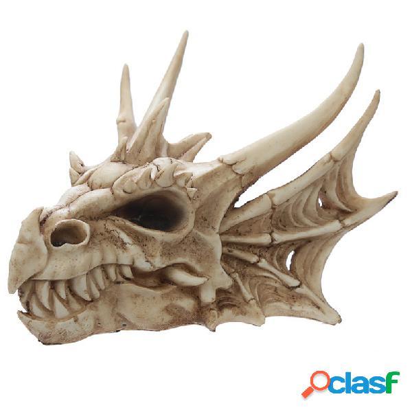 Figura calavera dragon