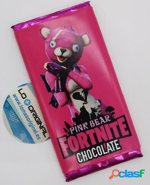 Tableta chocolate fortnite