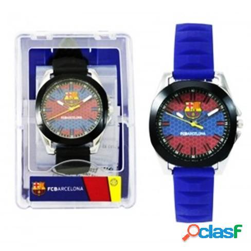 Reloj pulsera cadete fc barcelona azul