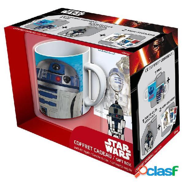 Set regalo r2-d2 star wars