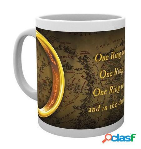 Taza el señor de los anillos one ring