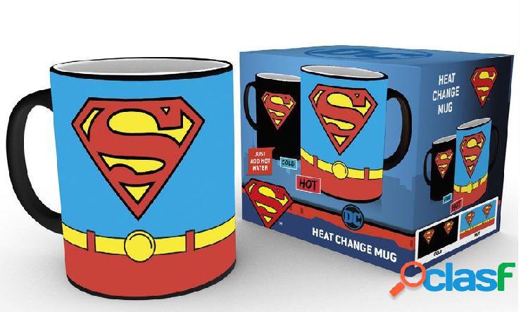 Taza superman termica