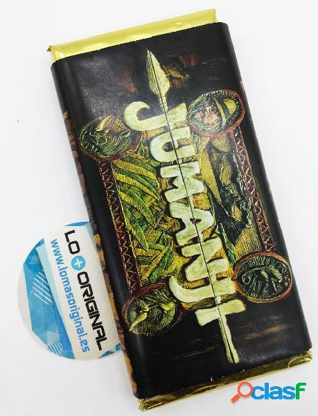 Tableta chocolate jumanji
