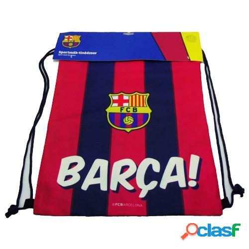Mochila bolsa cuerdas fc barcelona