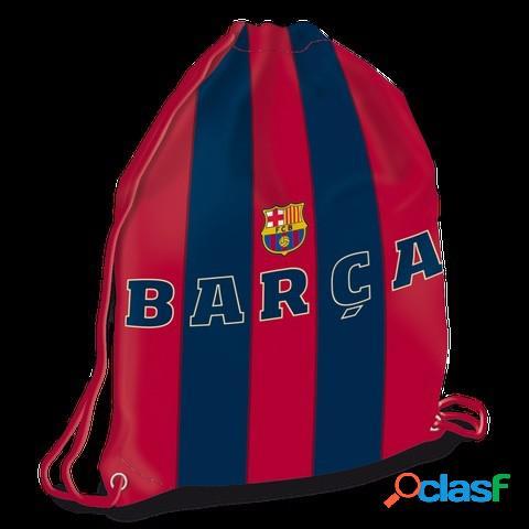 Mochila bolsa cuerdas fc barcelona 7