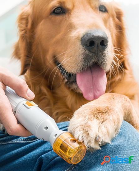 Lima electrica mascotas