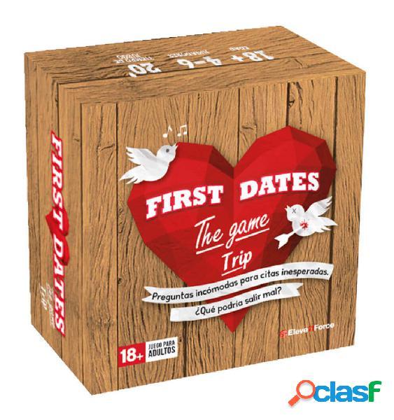First dates el juego (edición bolsillo)