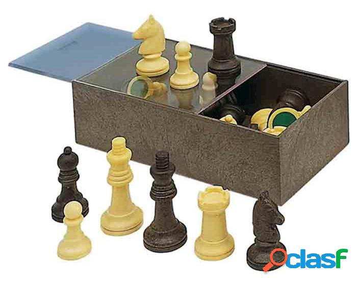 Caja fichas ajedrez