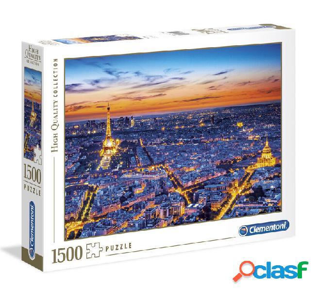 Puzzle paris 1500 piezas clementoni