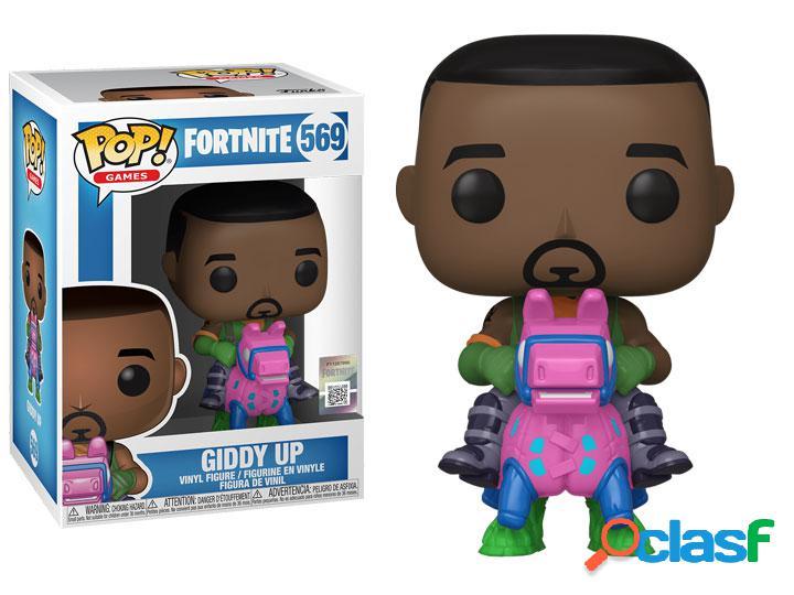 Figura Funko Pop Giddy Up Fortnite