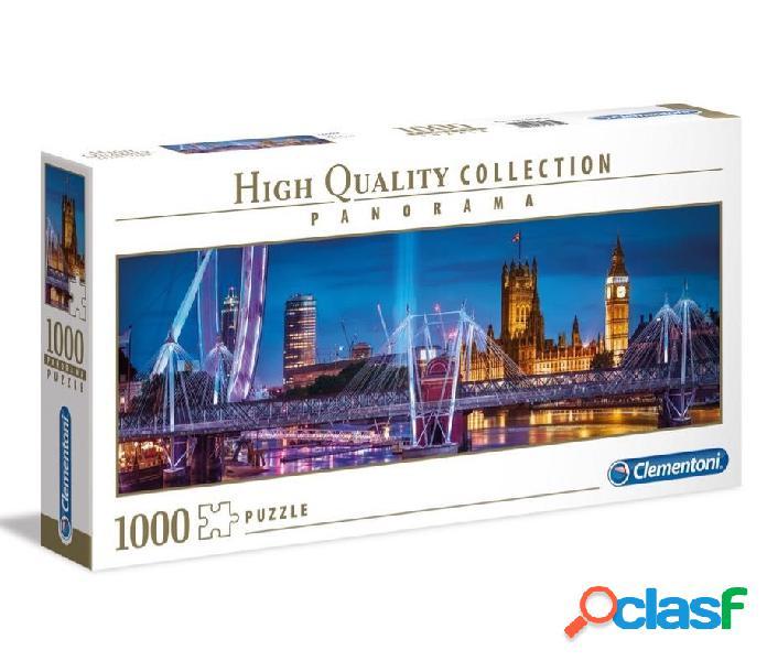 Puzzle londres panoramico 1000 piezas clementoni