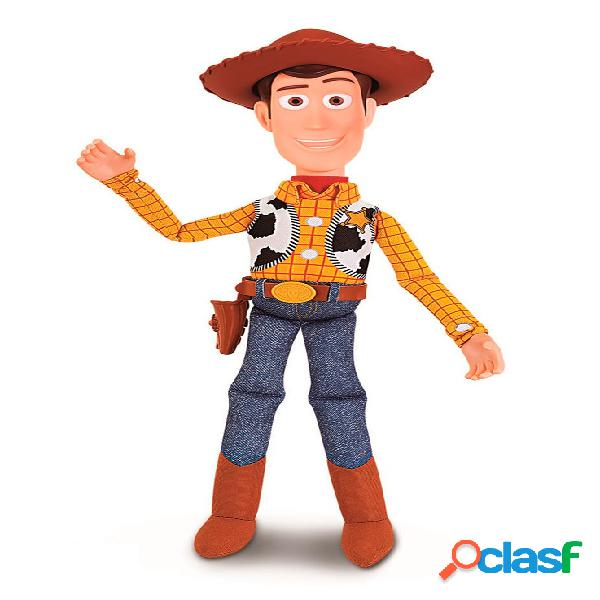 Muñeco woody parlanchin toy story 40cm