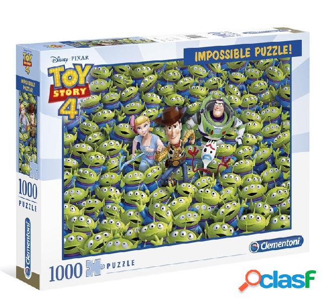 Puzzle imposible toy story 4 1000 piezas clementoni