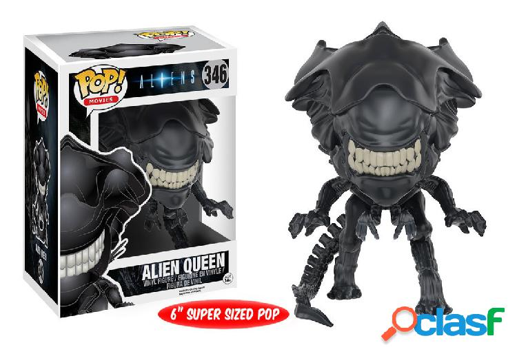 Figura funko pop reina alien 15cm