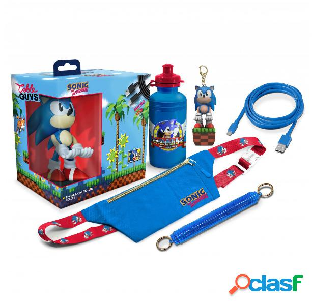 Pack regalo sonic