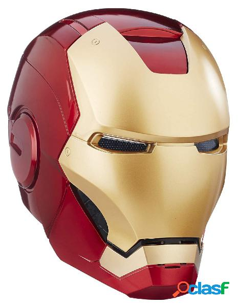 Replica casco electronico iron man marvel legends series