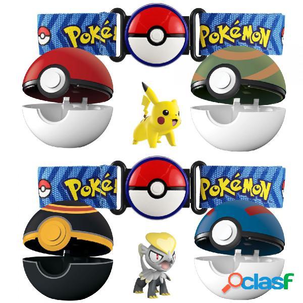 Cinturon poke ball pokemon (surtido)