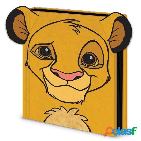 Libreta simba premiun el rey leon a5