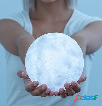 Lampara luna led