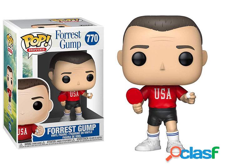 Figura Funko Pop Forrest Gump Ping Pong