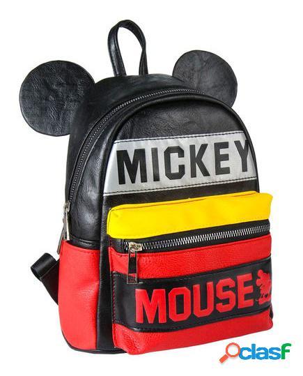 Mochila mickey mouse disney 22cm