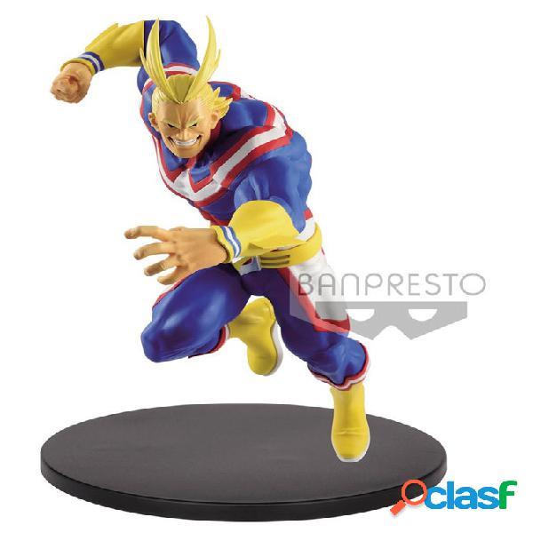 Figura all might my hero academia the amazing heroes bandai 21cm