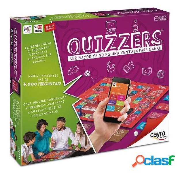 Quizzers interactivo