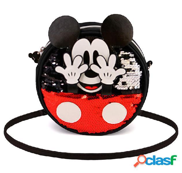 Bolso redondo mickey mouse disney