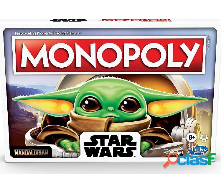Monopoly baby yoda star wars
