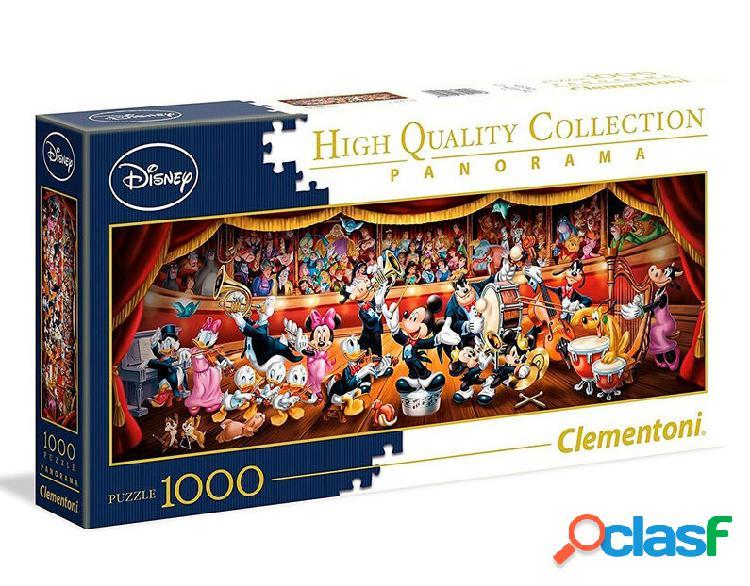 Puzzle panorama orquesta disney 1000 piezas clementoni